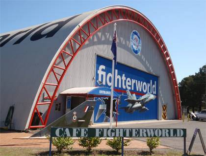 Fighter World Aviation Museum - Accommodation Gold Coast