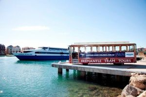 Perth Lunch Cruise including Fremantle Sightseeing Tram Tour - Accommodation Gold Coast