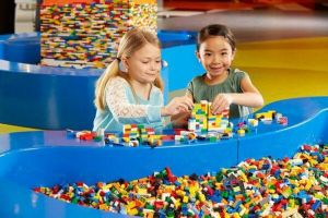 LEGOLAND Discovery Centre Melbourne General Entry Ticket - Accommodation Gold Coast
