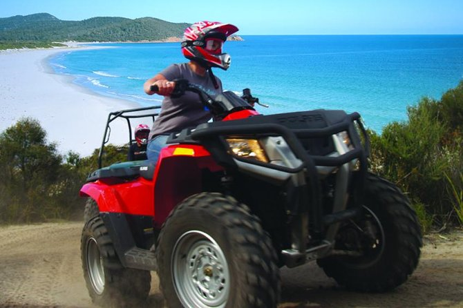 Half-Day Guided ATV Exploration Tour from Coles Bay - Accommodation Gold Coast