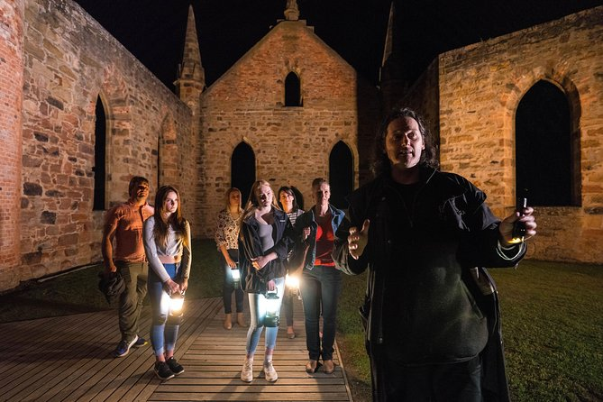 Port Arthur Ghost Tour - Accommodation Gold Coast