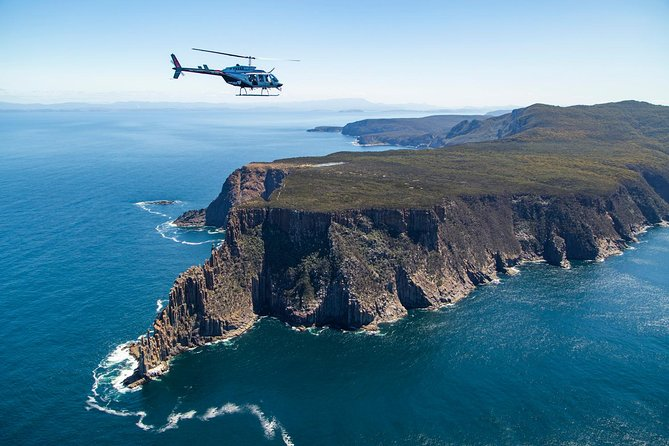 30-Minute Two Capes and Tasman Helicopter Flight from Port Arthur - Accommodation Gold Coast