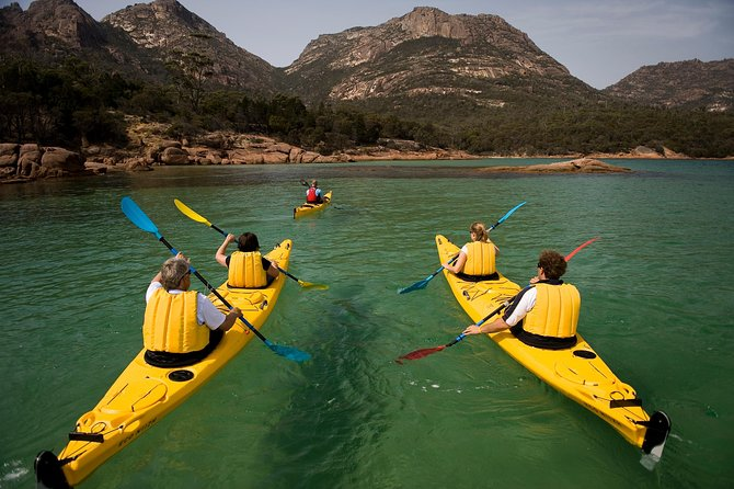 The Freycinet Paddle - Accommodation Gold Coast