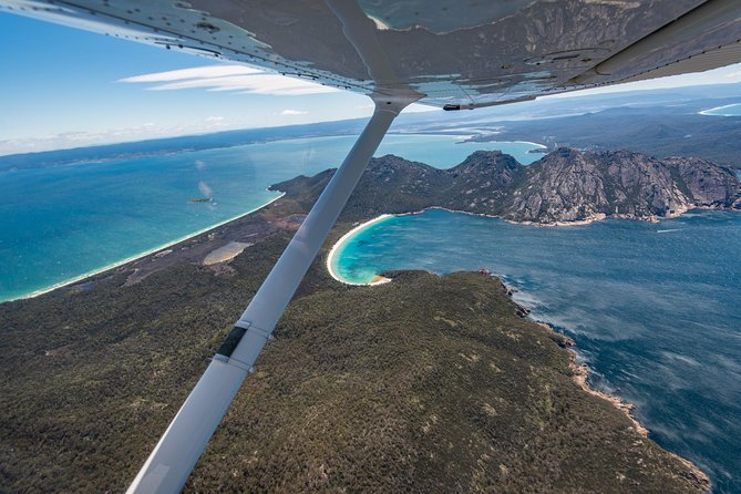 Freycinet Peninsula Or Wineglass Bay Scenic Flight - Accommodation Gold Coast