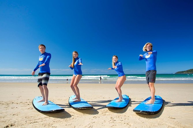 Learn to Surf at Surfers Paradise on the Gold Coast - Accommodation Gold Coast