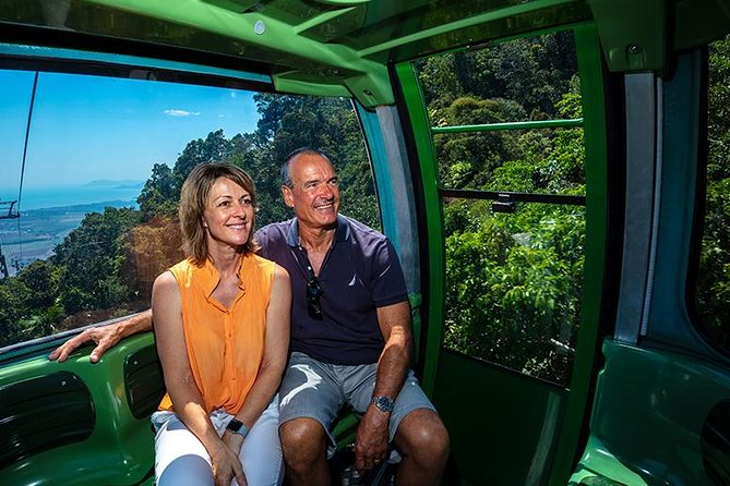 Skyrail Rainforest Cableway Day Trip from Palm Cove - Accommodation Gold Coast