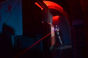 Lazer Tag at Game Over on the Gold Coast - Accommodation Gold Coast