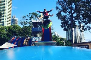 One Hour unlimited Slides and Ice Kart Session - Accommodation Gold Coast