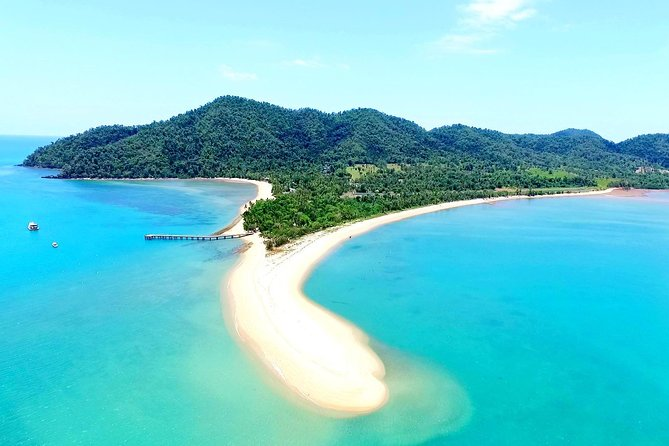 Dunk Island Round-Trip Water Taxi Transfer from Mission Beach - Accommodation Gold Coast