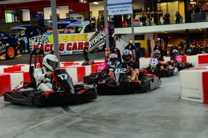 Indoor Go-Kart Racing at Game Over on the Gold Coast - Accommodation Gold Coast