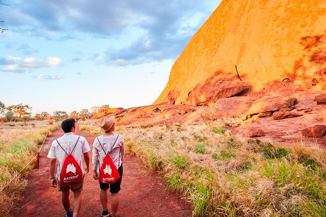 Uluru Sunrise and Guided Base Walk - Accommodation Gold Coast