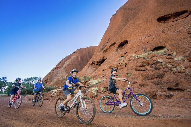 Outback Cycling Uluru Bike Ride - Accommodation Gold Coast