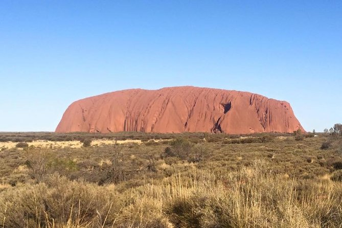 Highlights of Uluru Including Sunrise and Breakfast - Accommodation Gold Coast