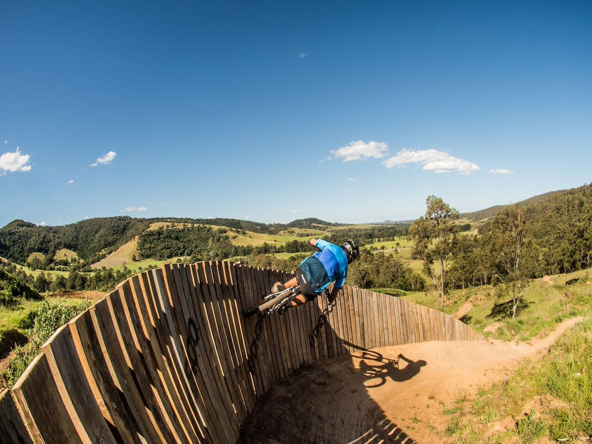 Greenvalleys Mountain Bike Park - Accommodation Gold Coast