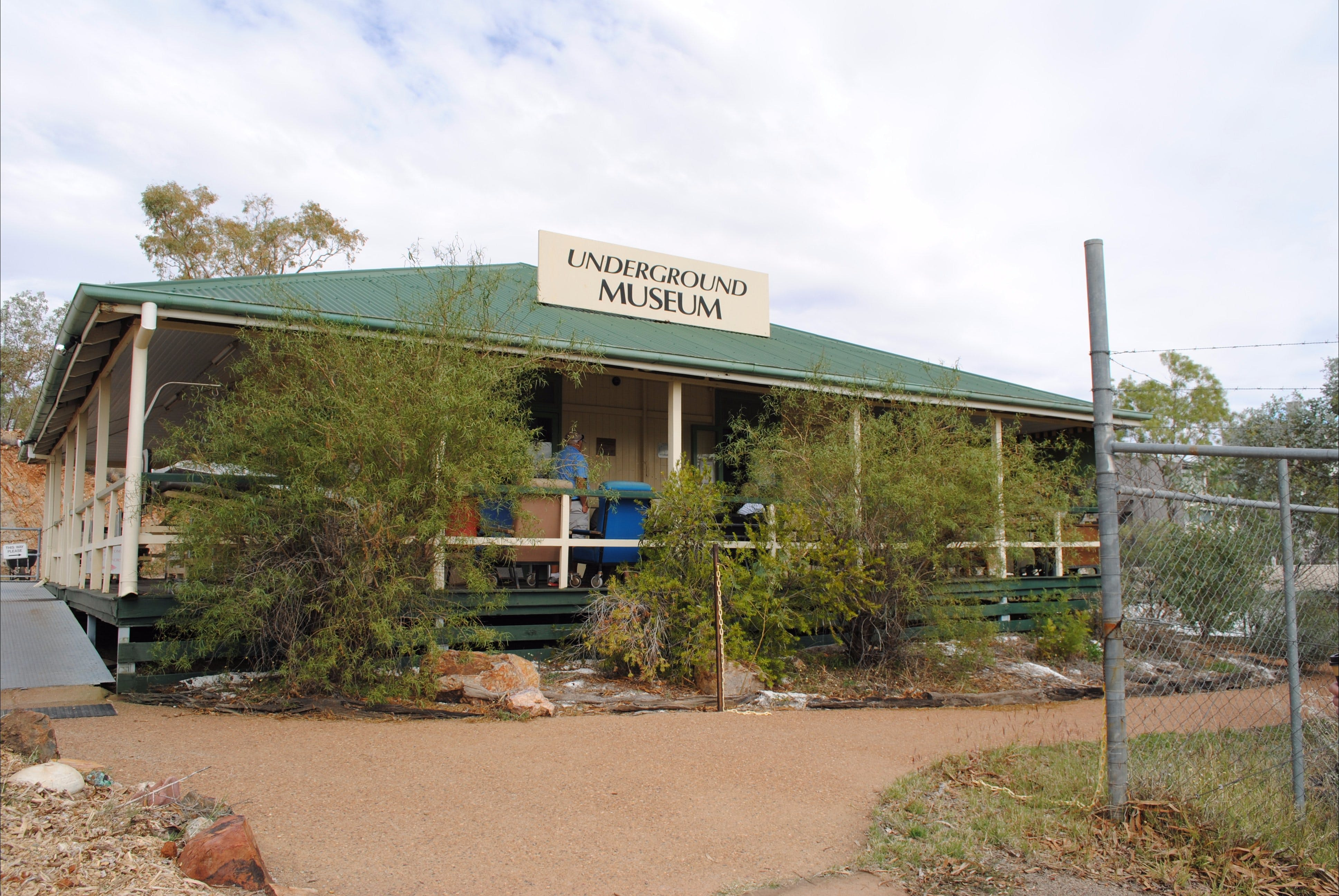Mount Isa Underground Hospital and Museum - Accommodation Gold Coast