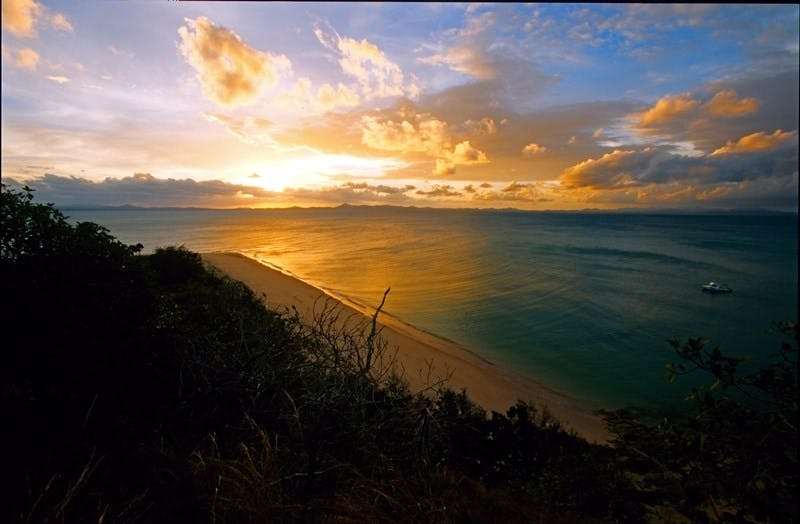 North Keppel Island Hilltop Trail - Accommodation Gold Coast
