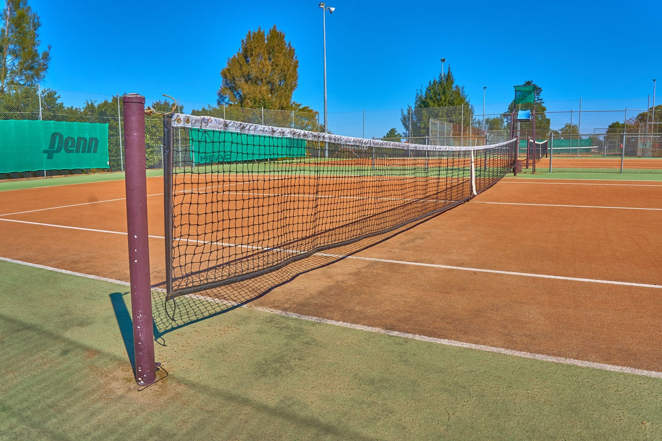 Raworth Tennis Centre - Accommodation Gold Coast