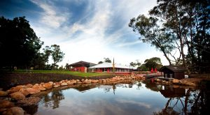 Savannah Visitor Plaza Taronga Western Plains Zoo Dubbo - Accommodation Gold Coast