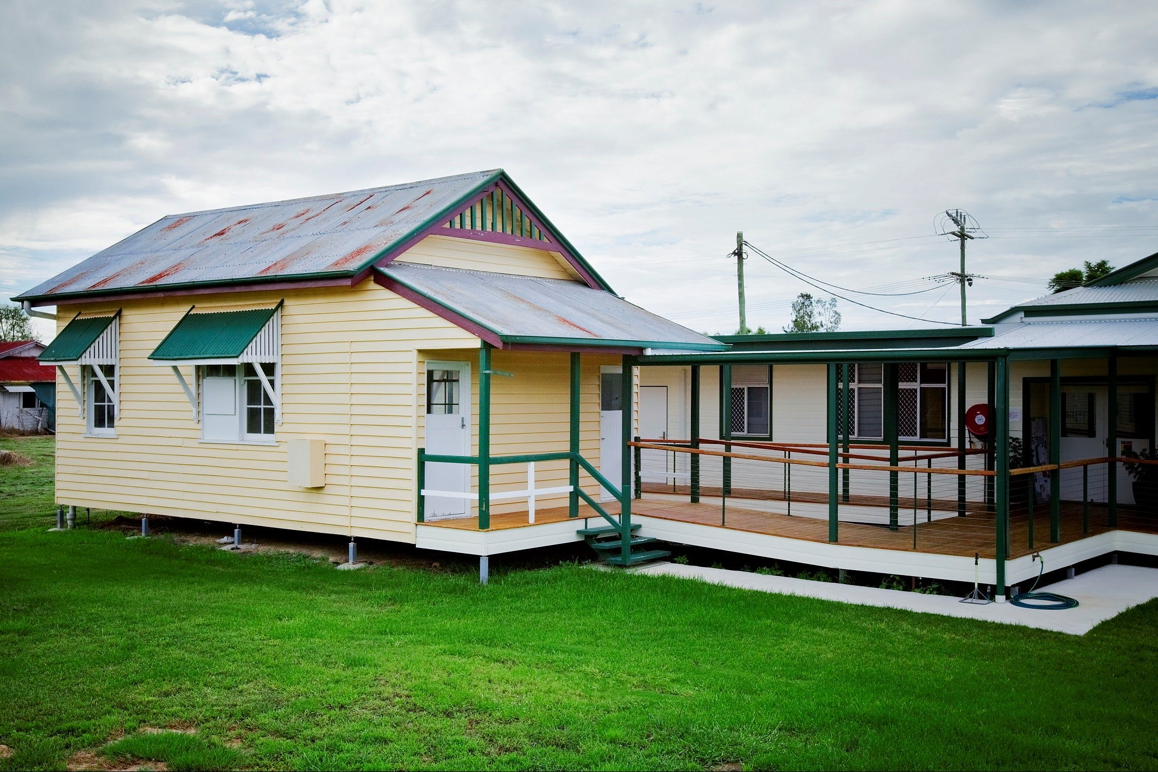 The Old Injune Courthouse and Museum - Accommodation Gold Coast