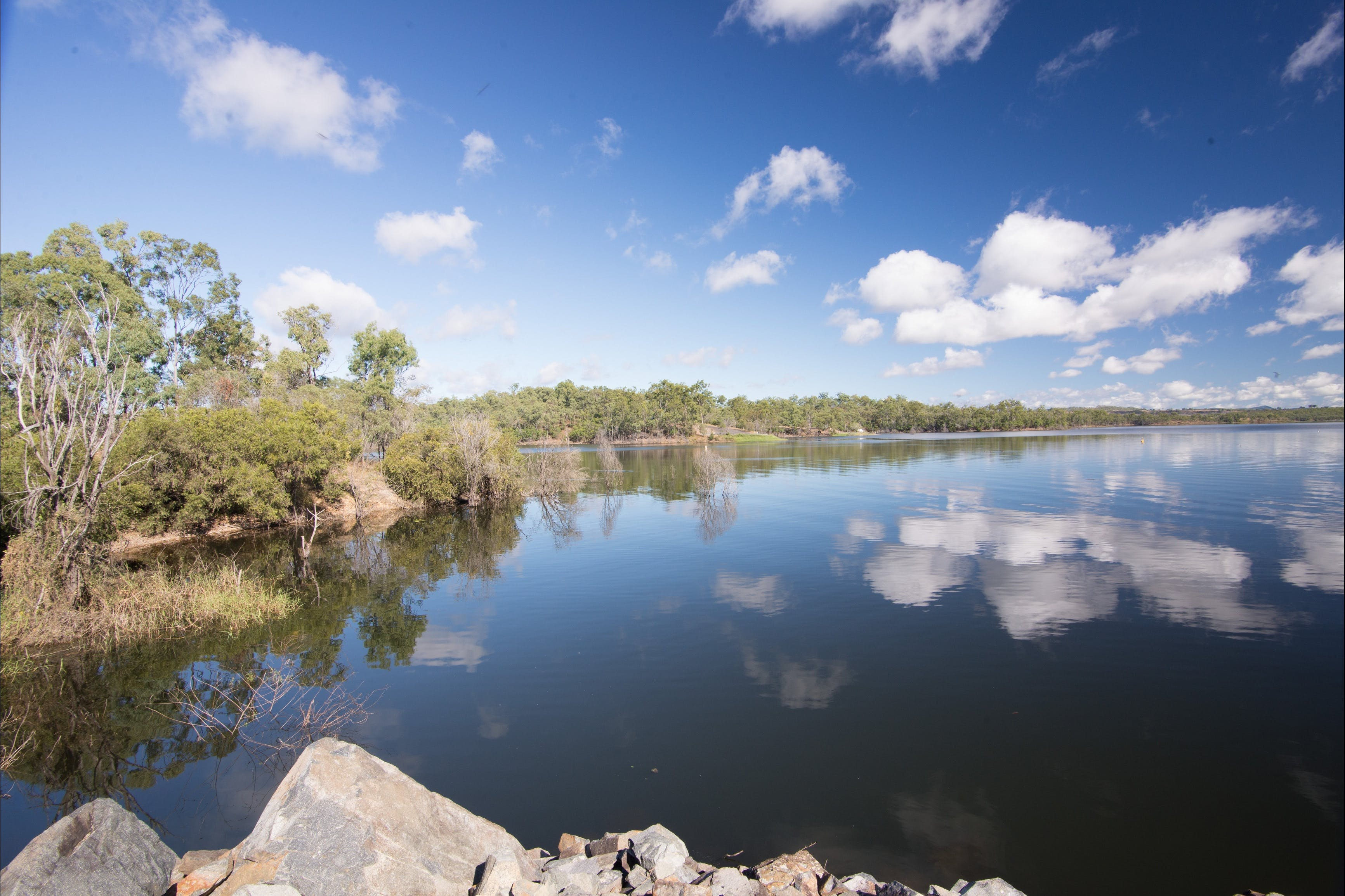 Bundaberg North Burnett Region Dams - Accommodation Gold Coast