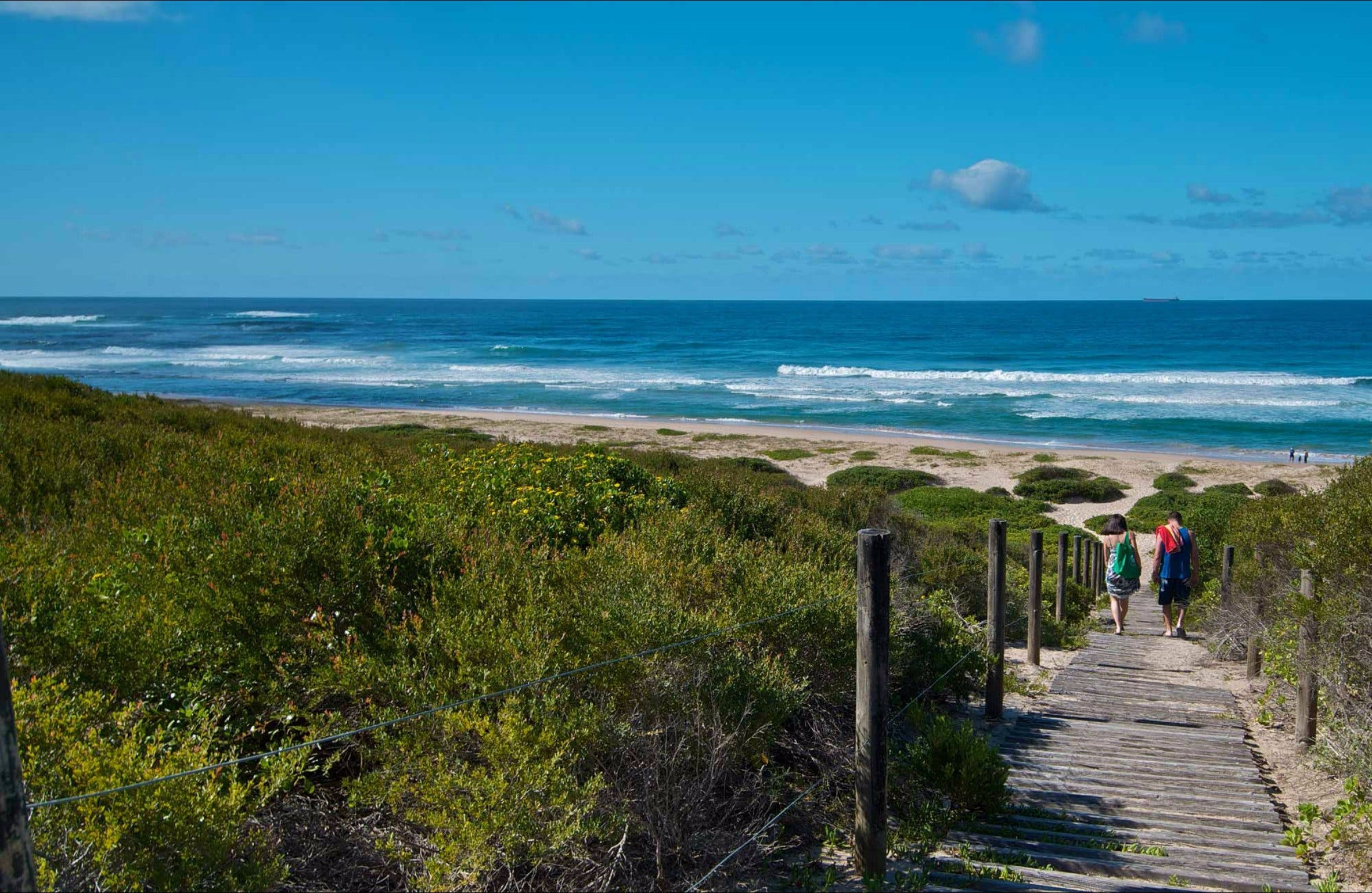 Pelican Beach Road lookout - Accommodation Gold Coast
