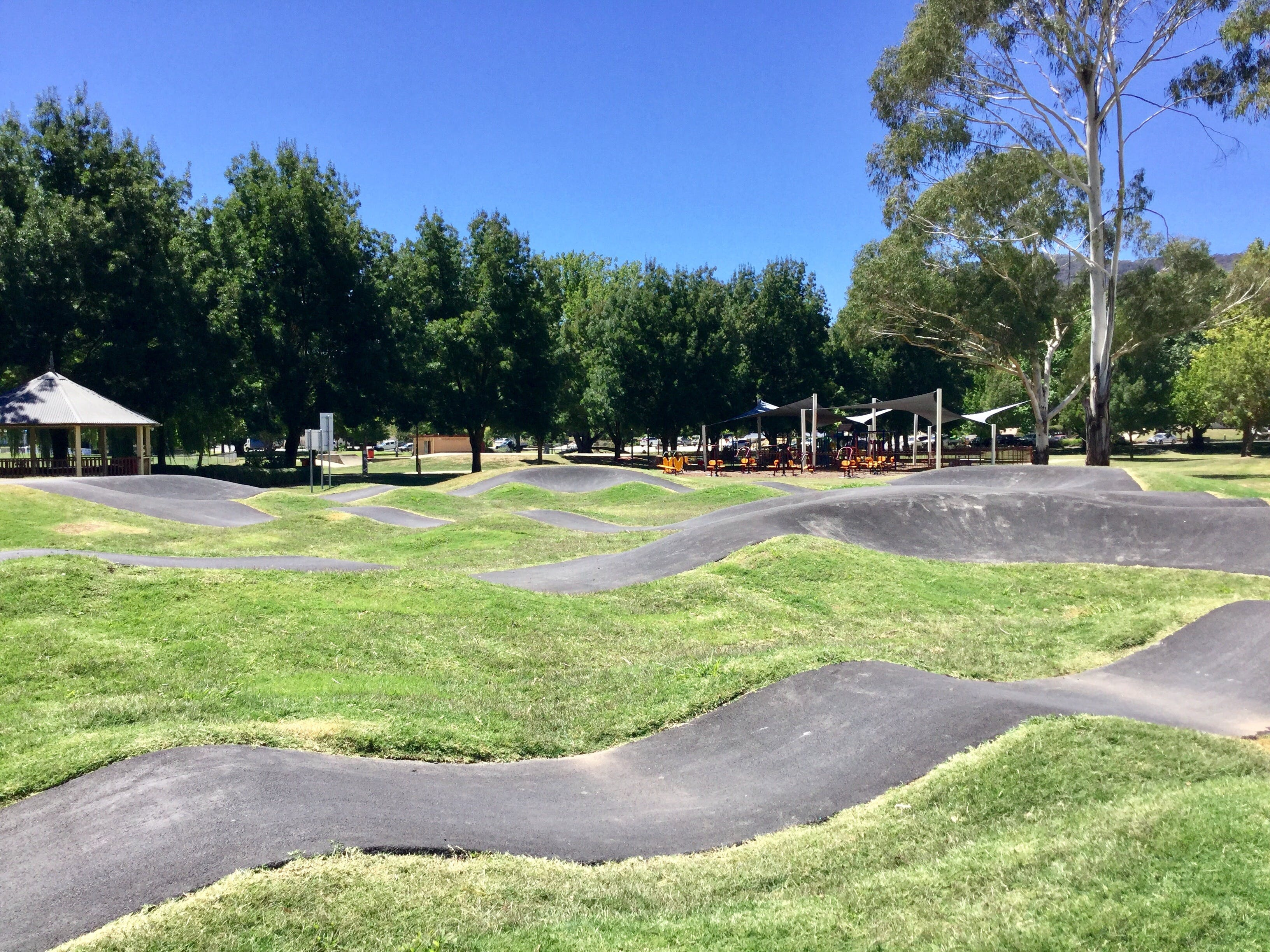 Tumbarumba Pump Track - Accommodation Gold Coast