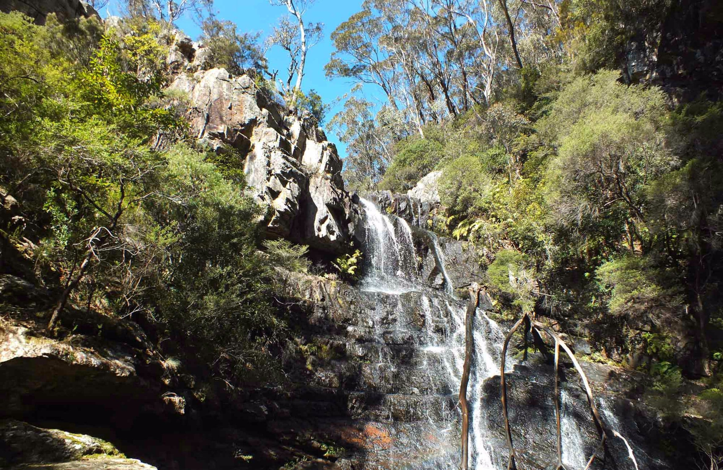 Waterfall Walk Kanangra-Boyd National Park - Accommodation Gold Coast