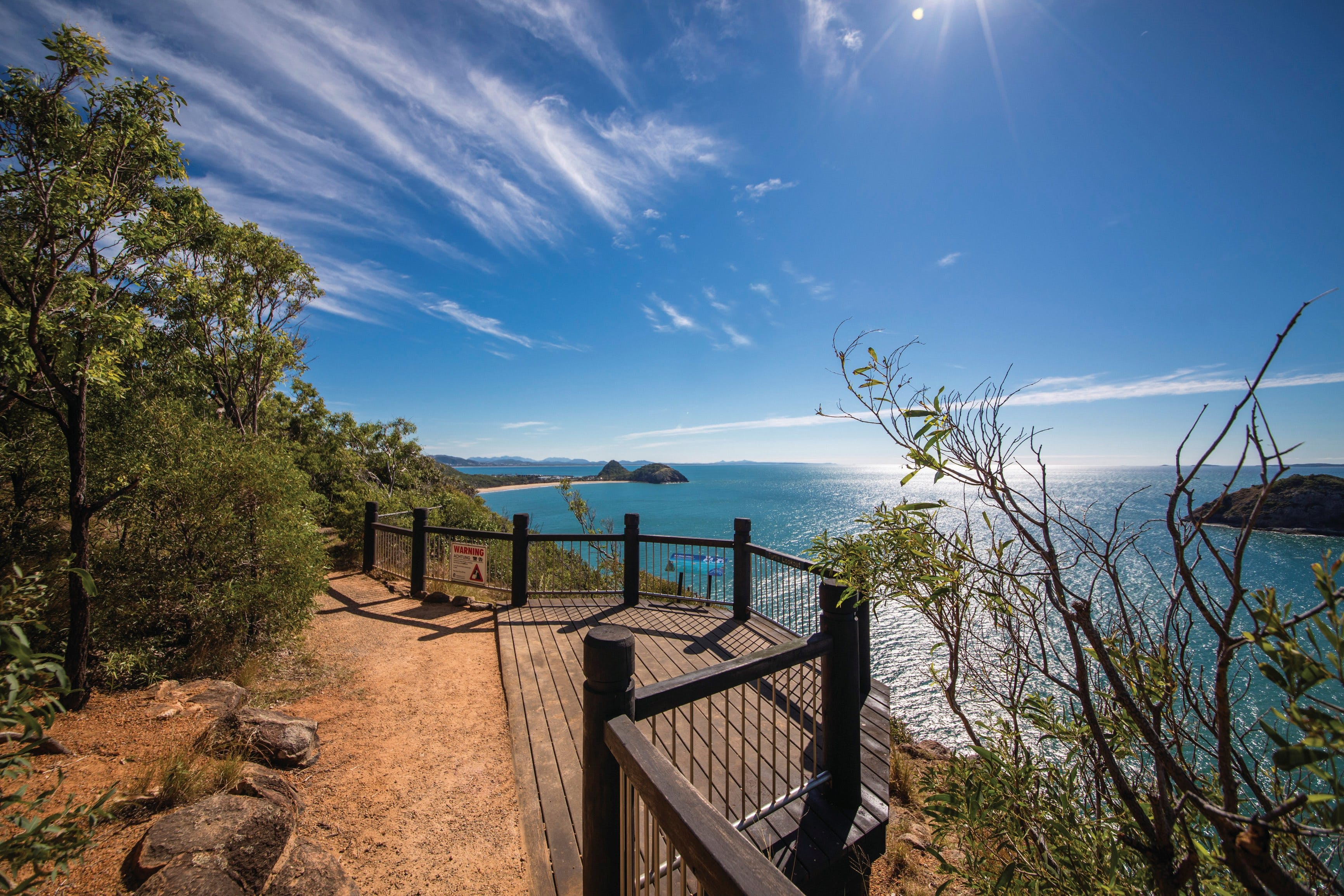 Bluff Point circuit Capricorn Coast National Park - Accommodation Gold Coast