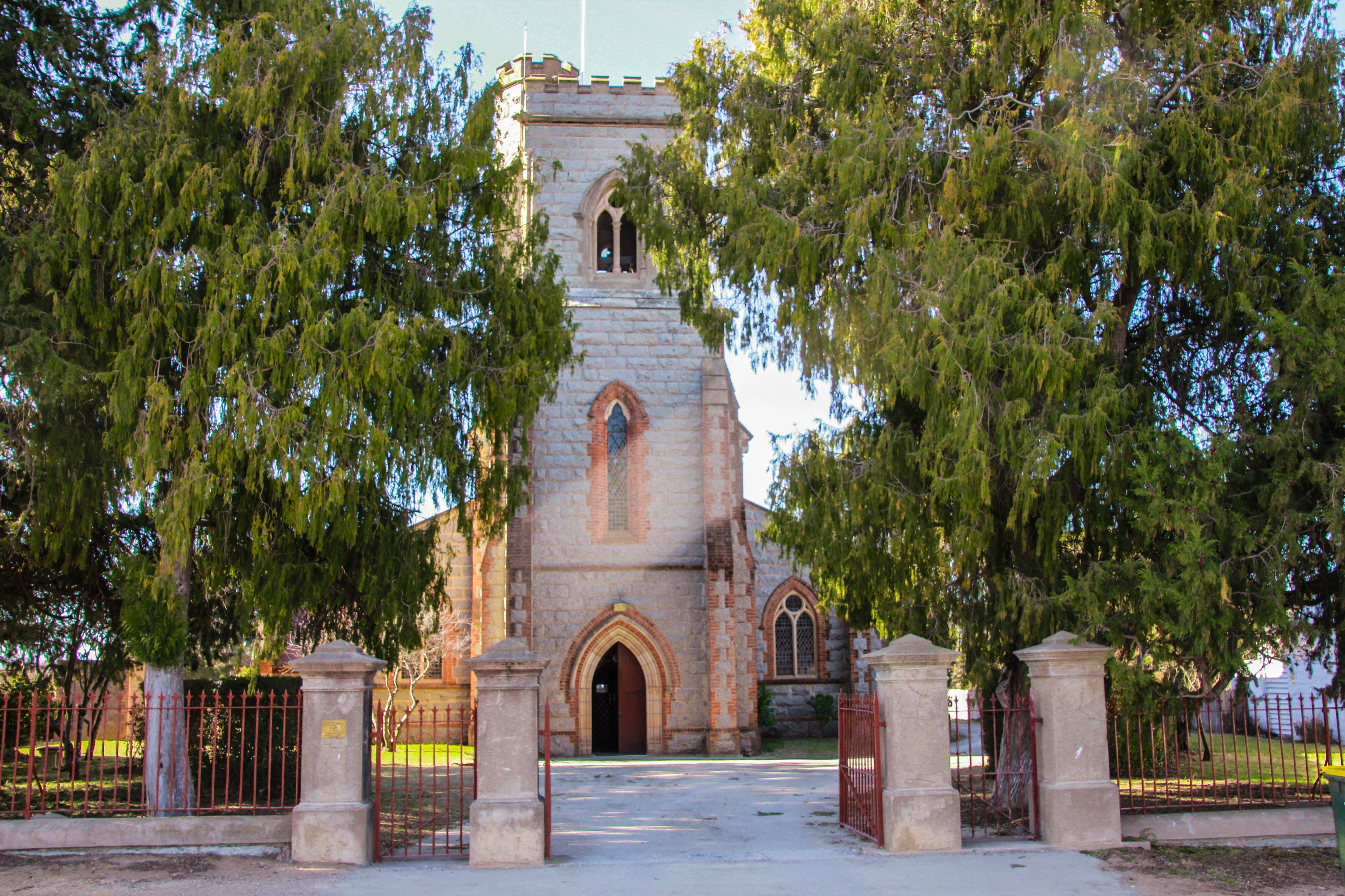 Parish Church of St Andrew - Accommodation Gold Coast