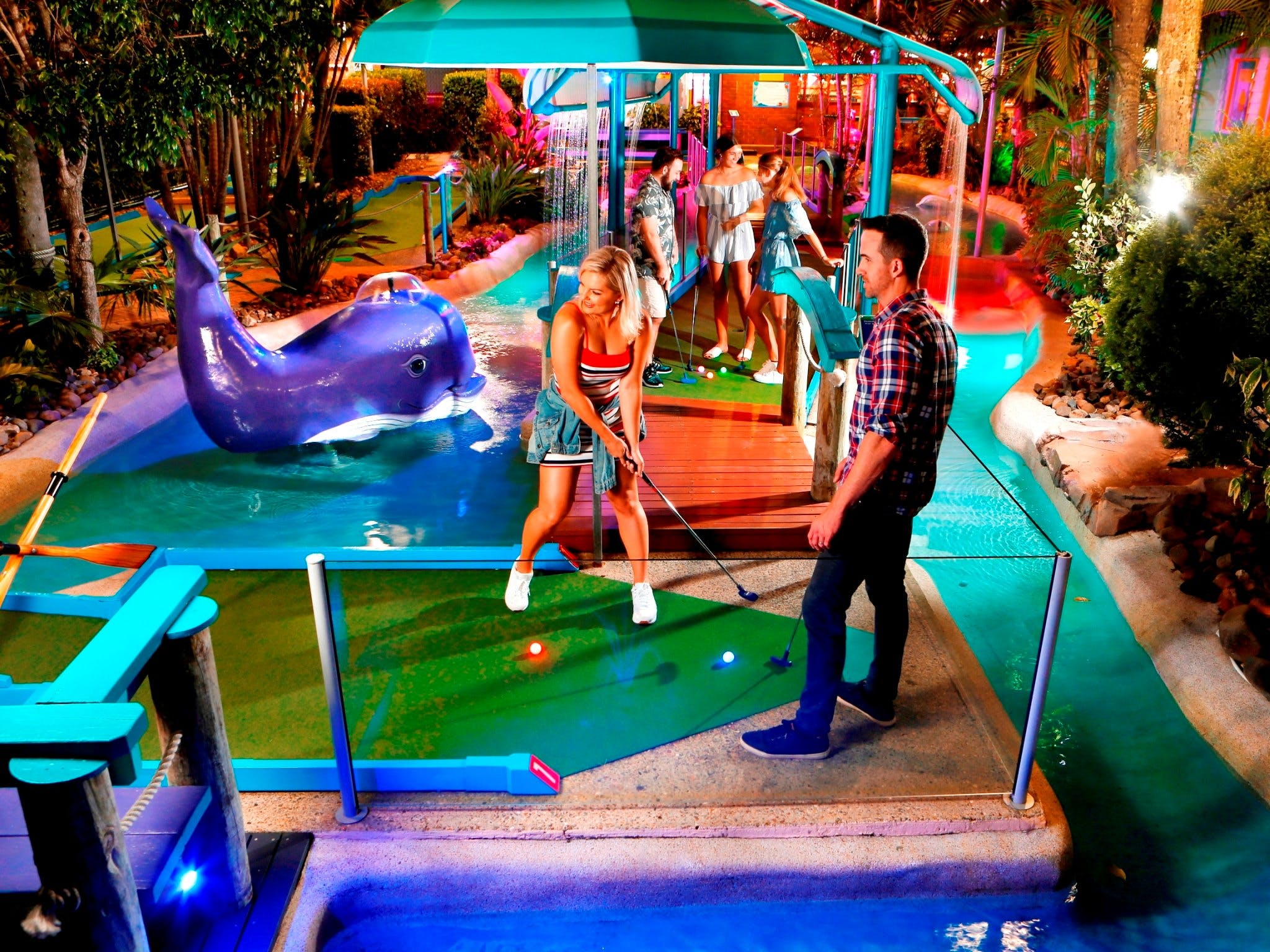 Putt Putt Mermaid Beach - Accommodation Gold Coast