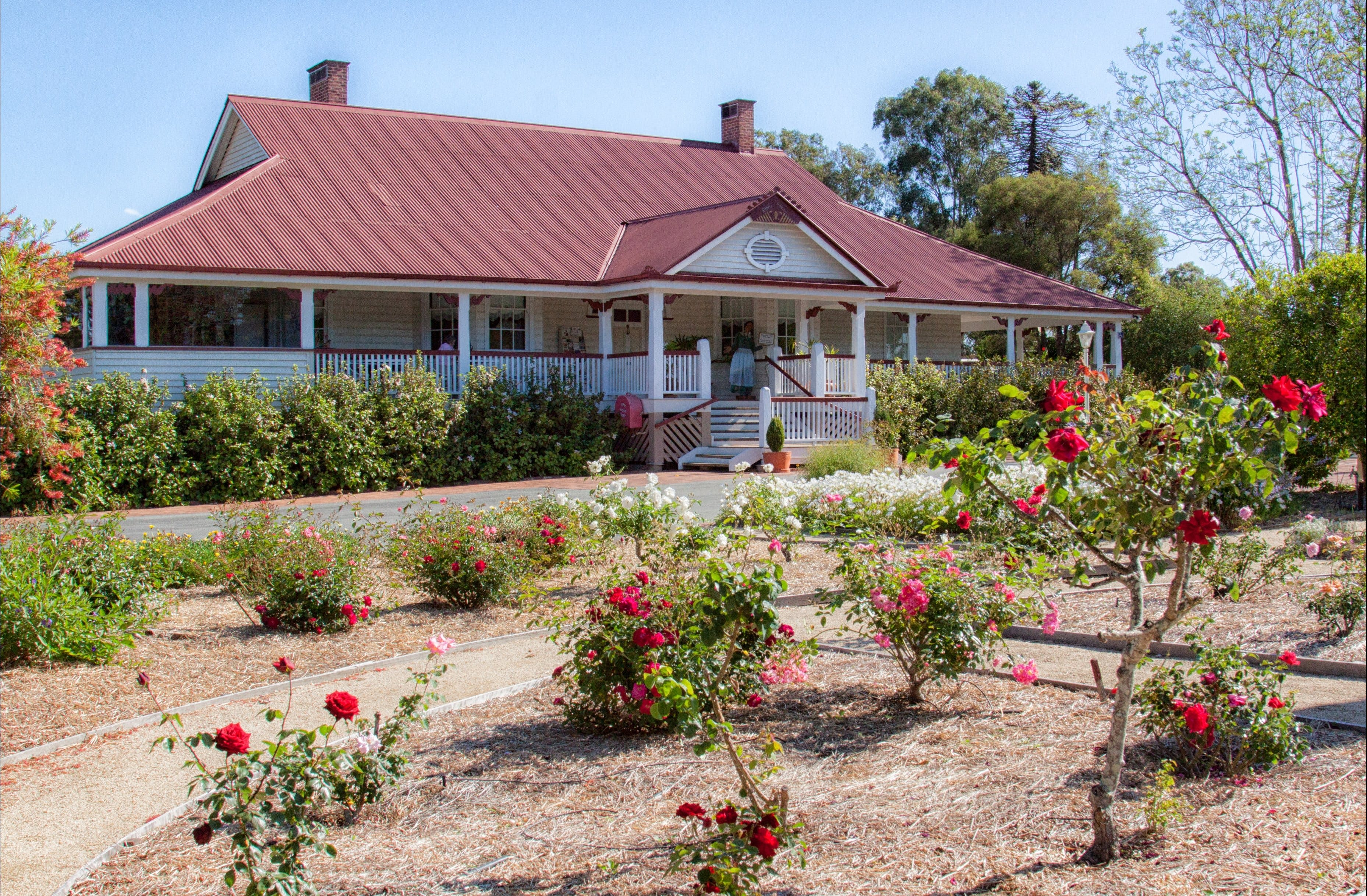 Ringsfield House Nanango - Accommodation Gold Coast