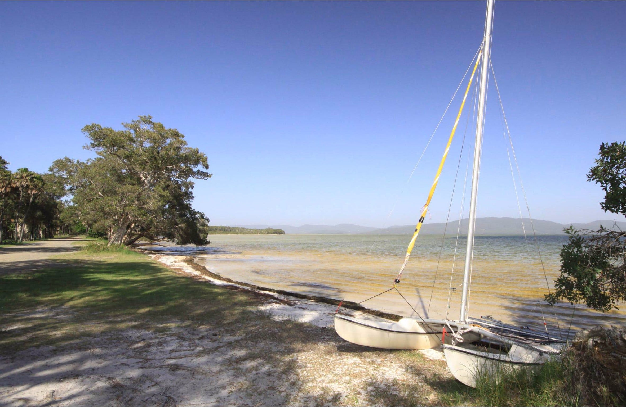 Sailing Club picnic area - Accommodation Gold Coast