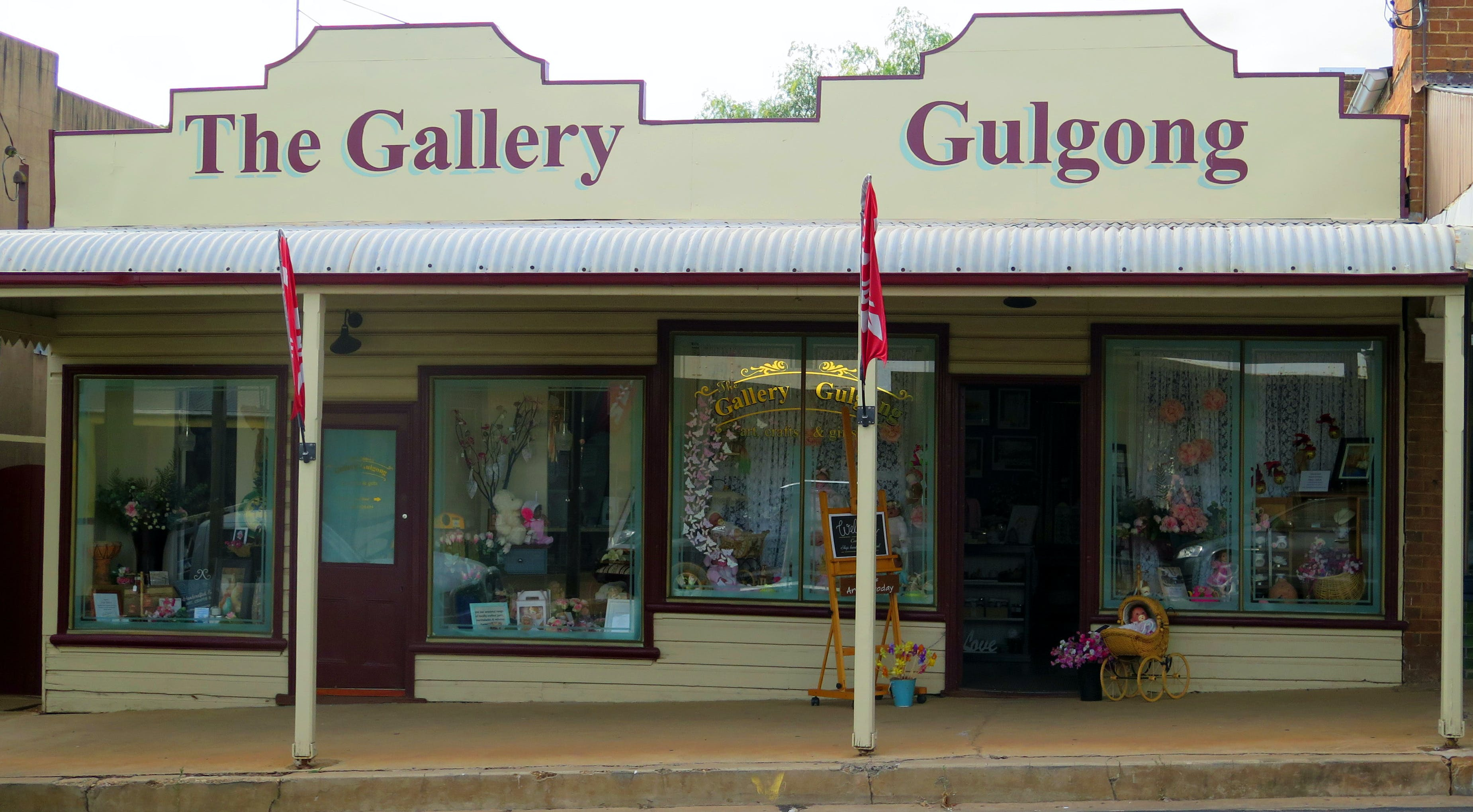 The Gallery Gulgong - Accommodation Gold Coast