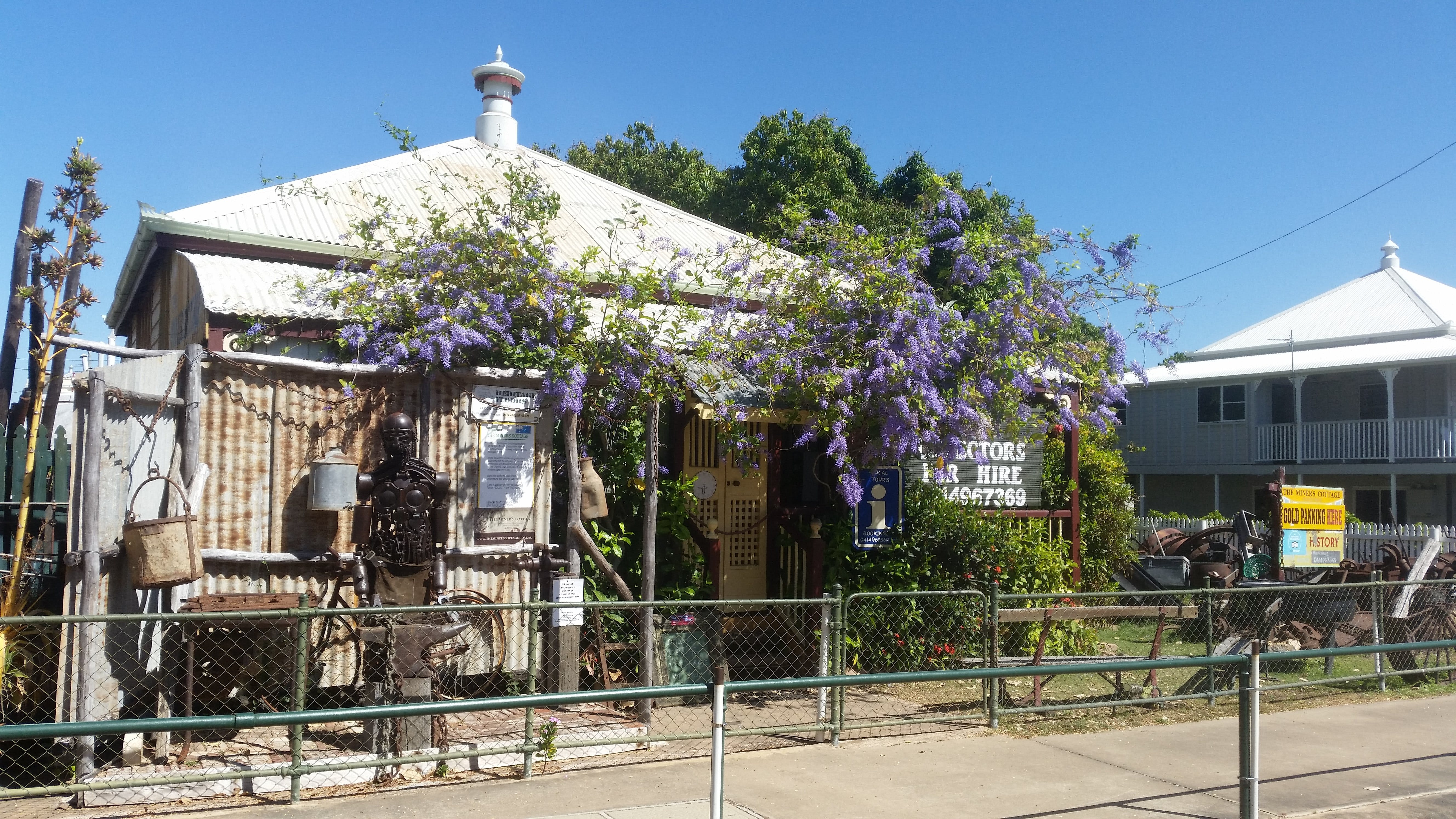 The Miner's Cottage - Accommodation Gold Coast
