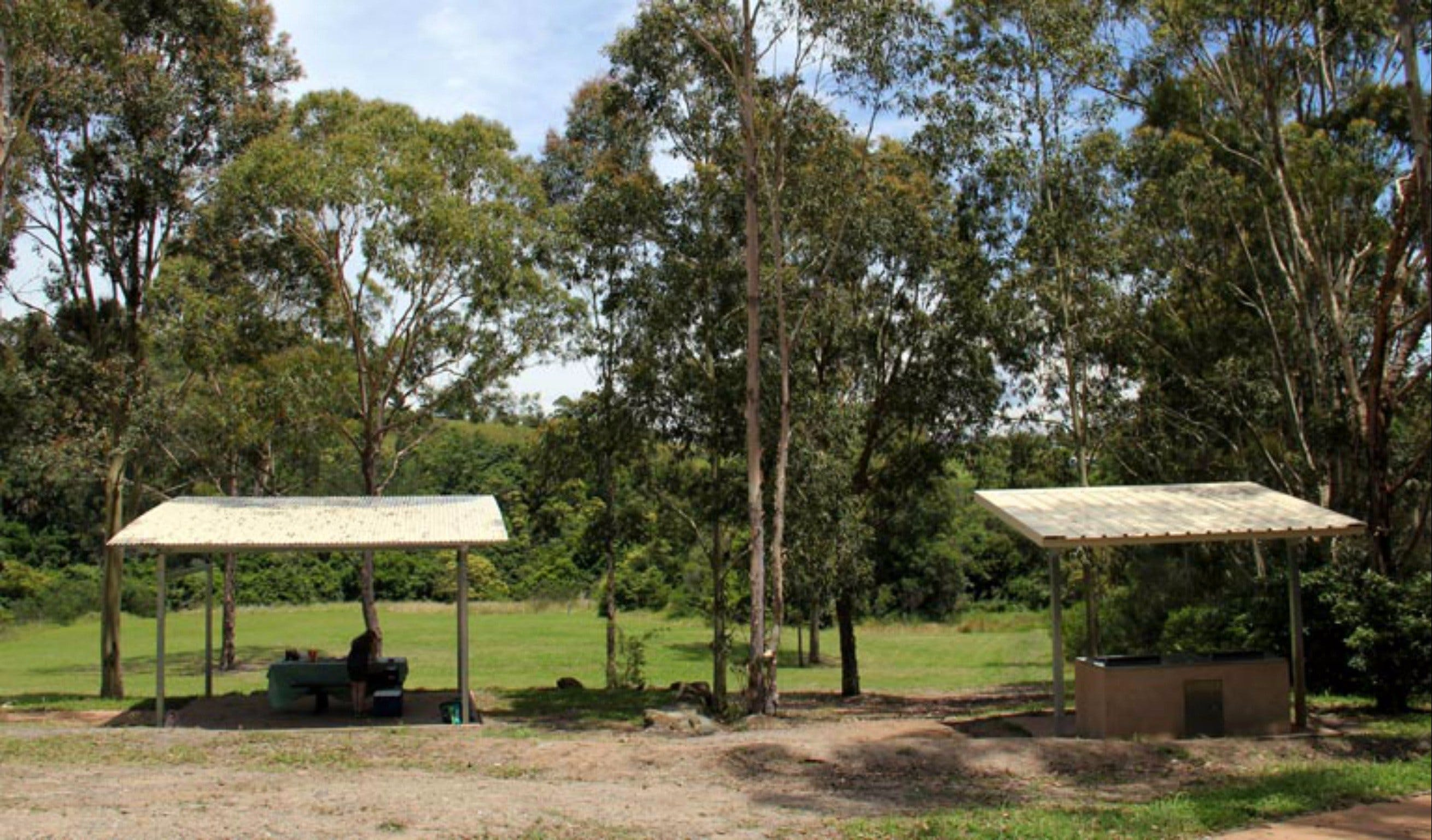 Back Creek picnic area - Accommodation Gold Coast