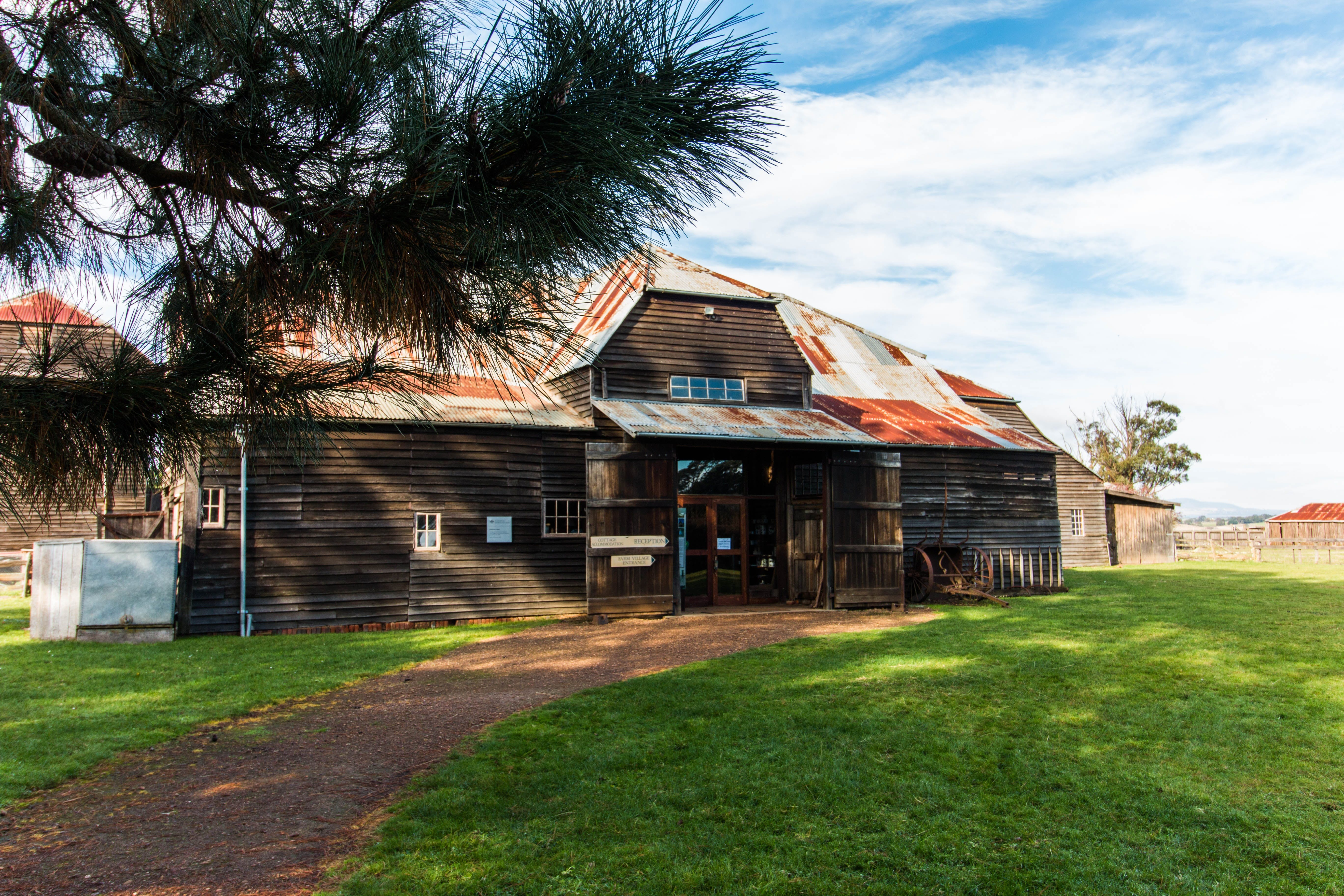 Brickendon Historic Farm and Convict Village - Accommodation Gold Coast