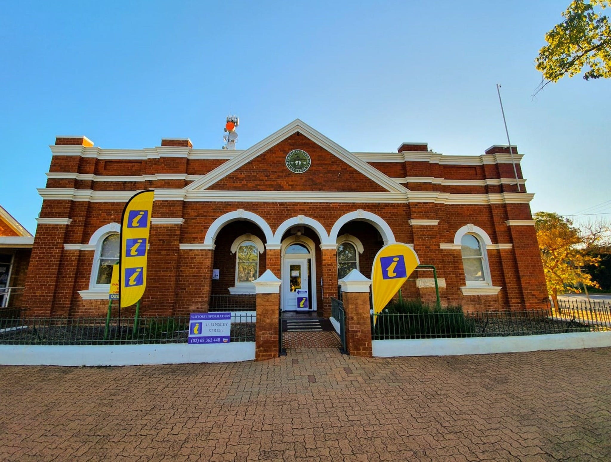 Cobar Visitor Information Centre - Accommodation Gold Coast