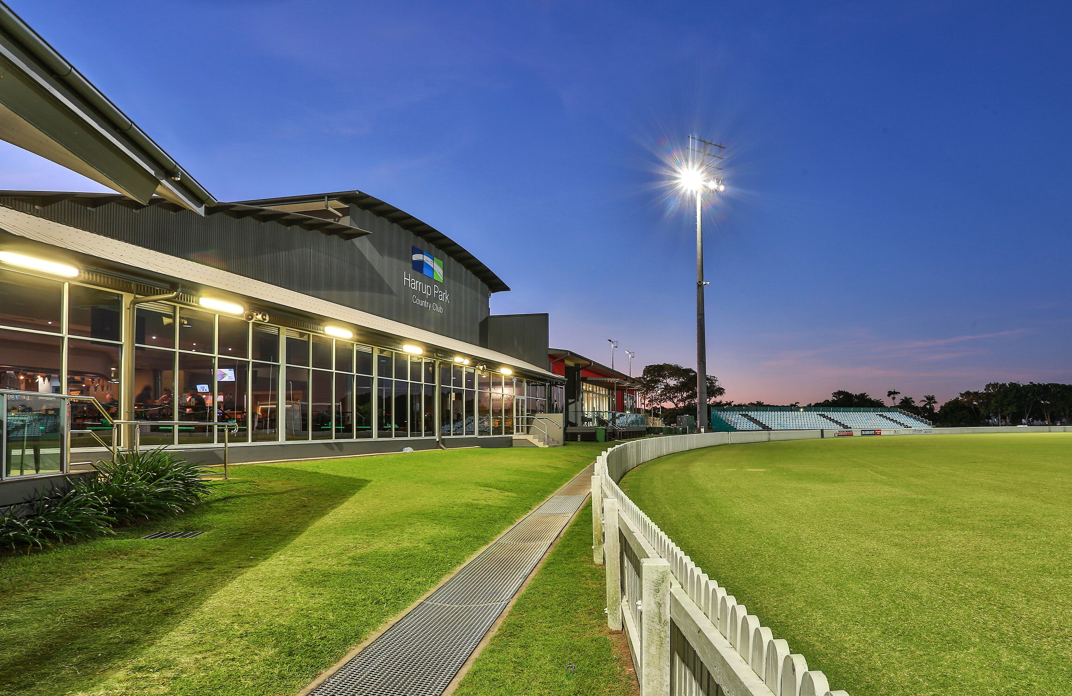 Harrup Park Country Club - Accommodation Gold Coast