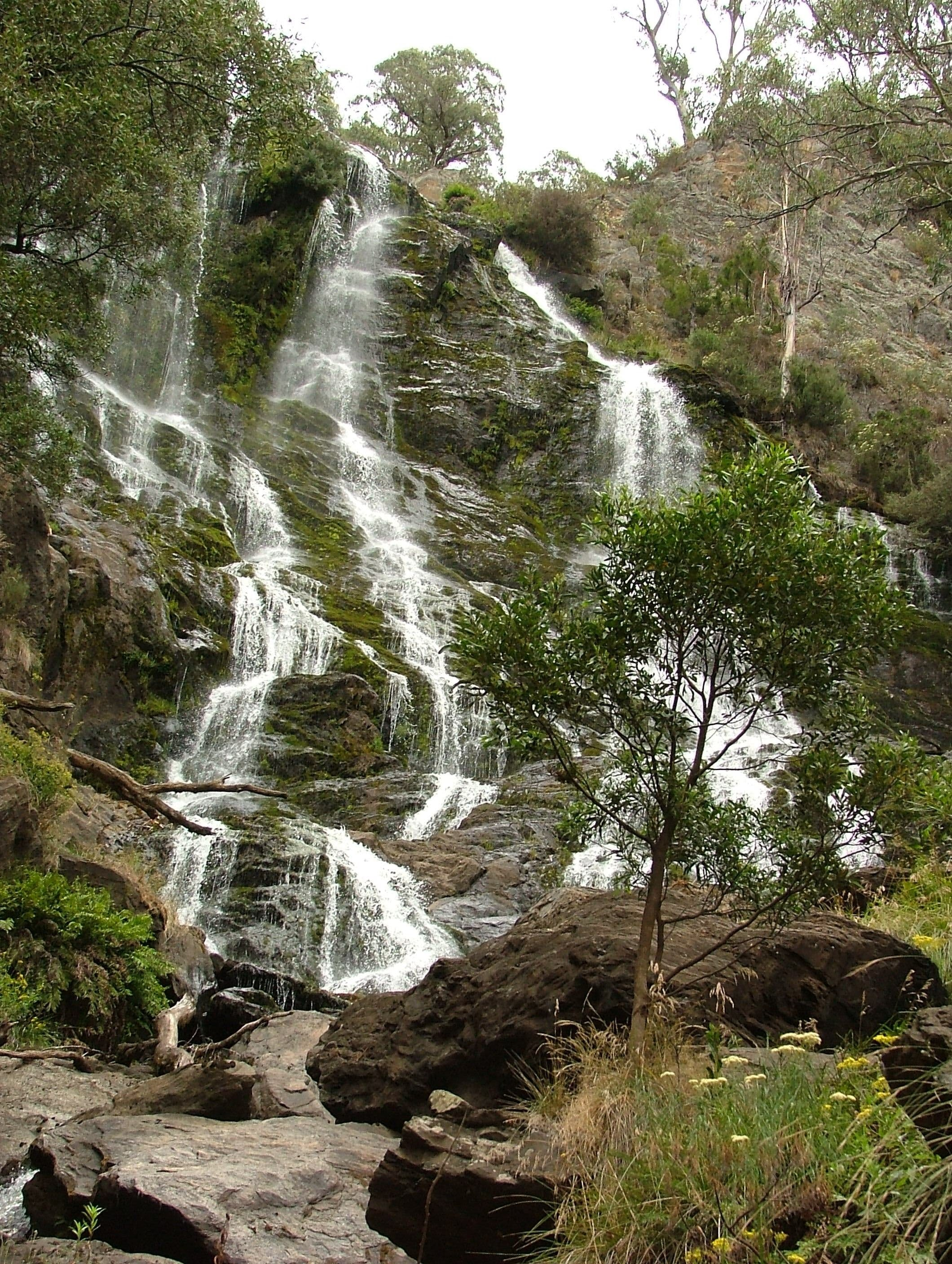 Buddong Falls Walking Track - Accommodation Gold Coast