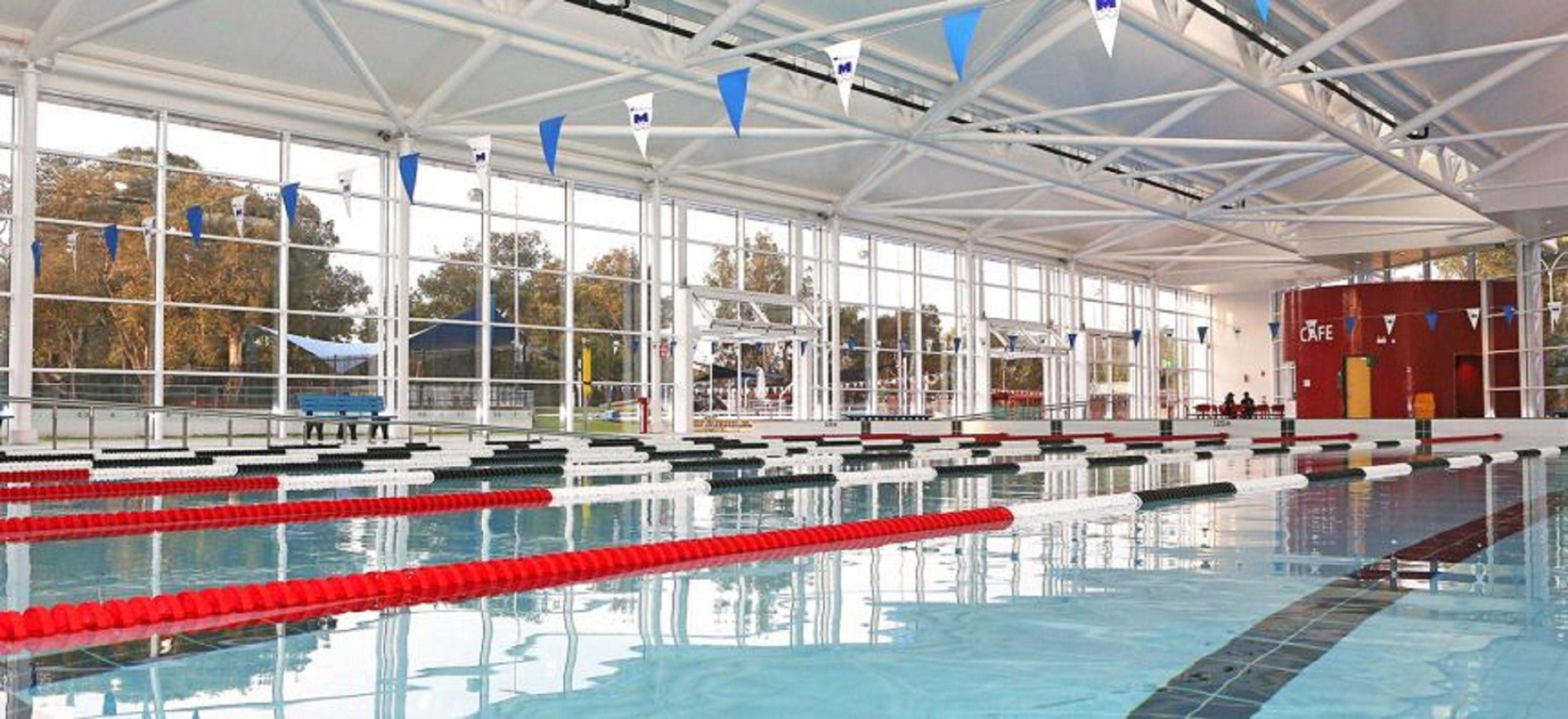 Manly Andrew Boy Charlton Aquatic Centre - Accommodation Gold Coast