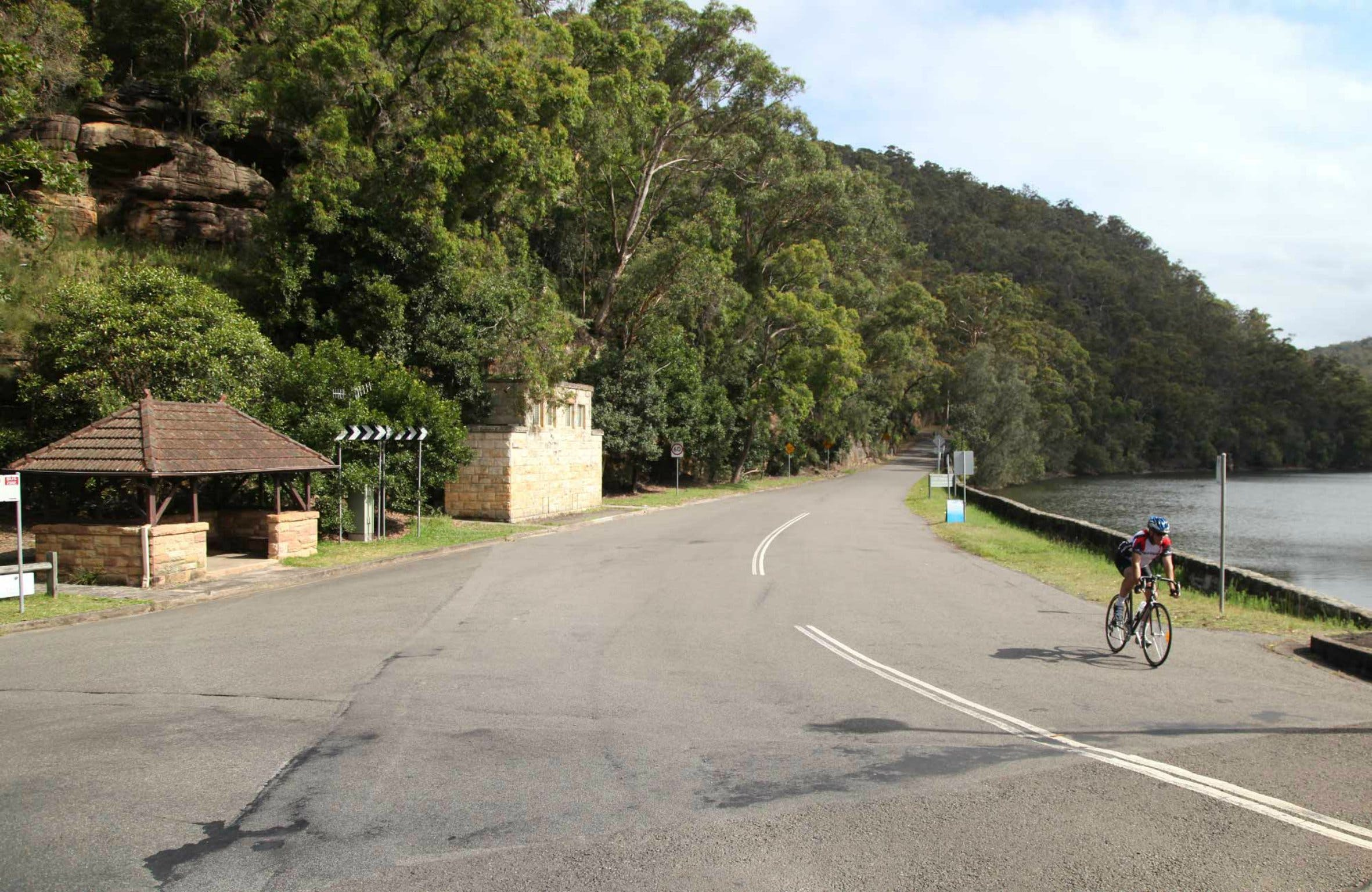 Mount Colah Station to Pymble Station Cycle Route - Accommodation Gold Coast