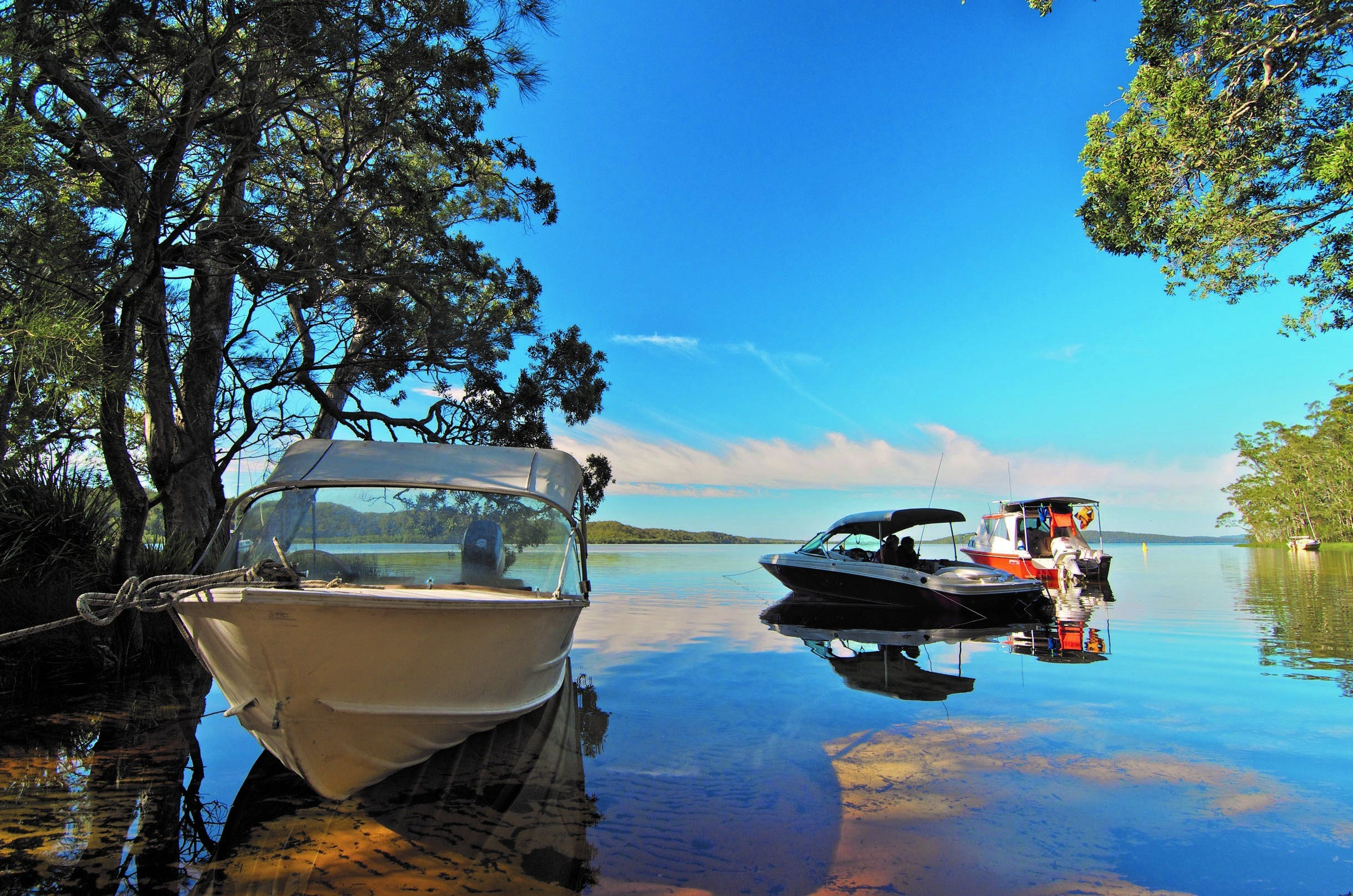 Myall Lakes National Park - Accommodation Gold Coast