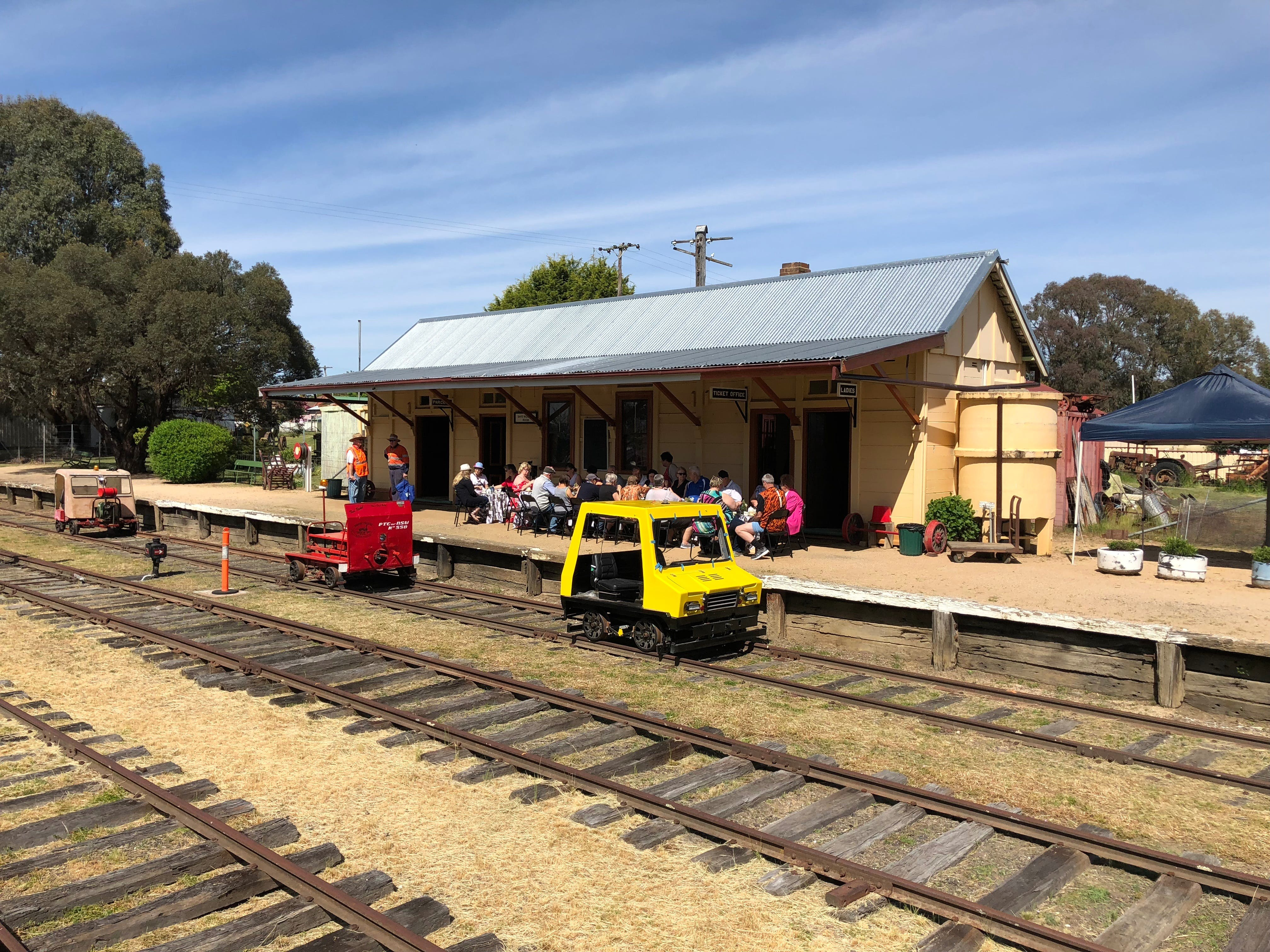 Oberon Tarana Heritage Railway - Accommodation Gold Coast