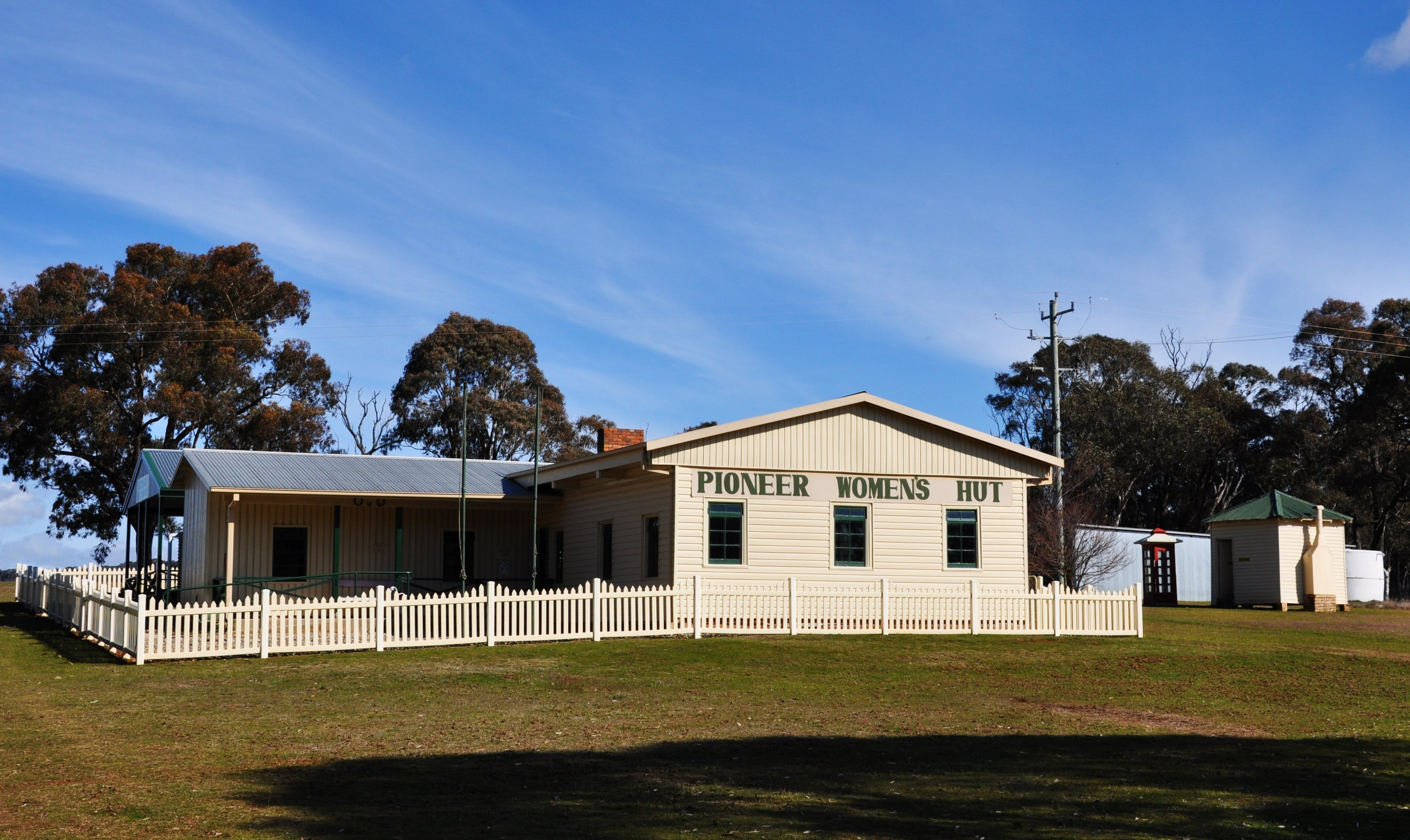 Pioneer Women's Hut Museum - Accommodation Gold Coast