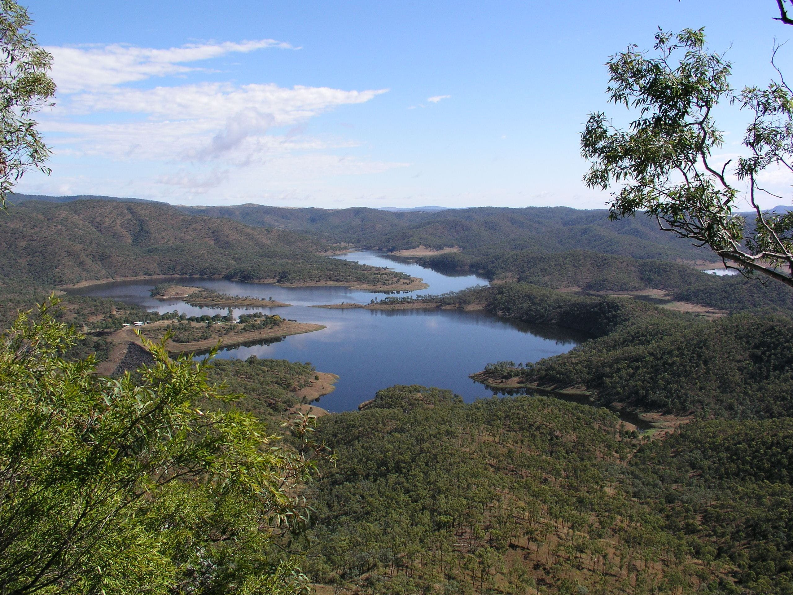 Lake Cania - Accommodation Gold Coast