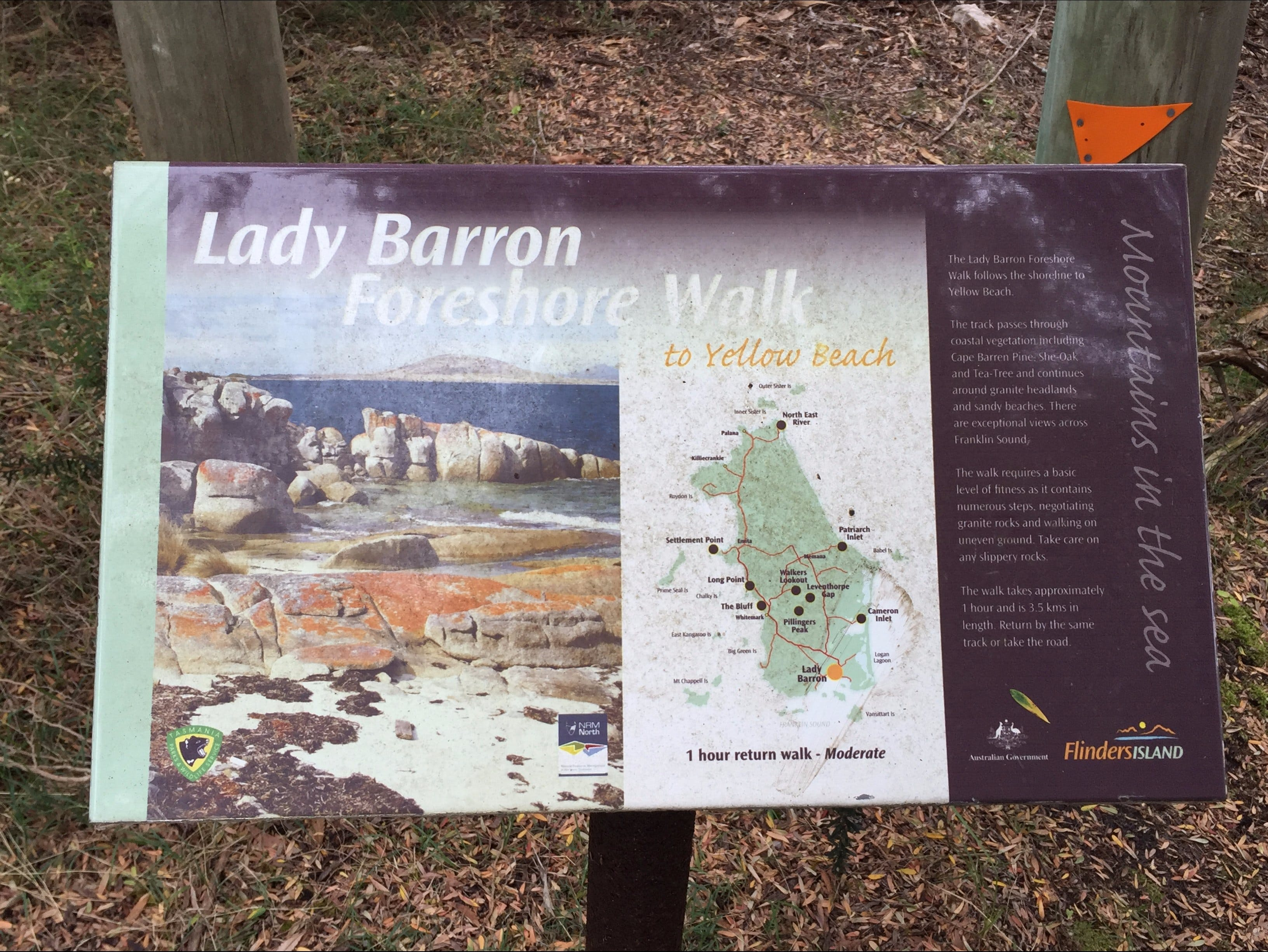 The Lady Barron Foreshore Walk - Accommodation Gold Coast