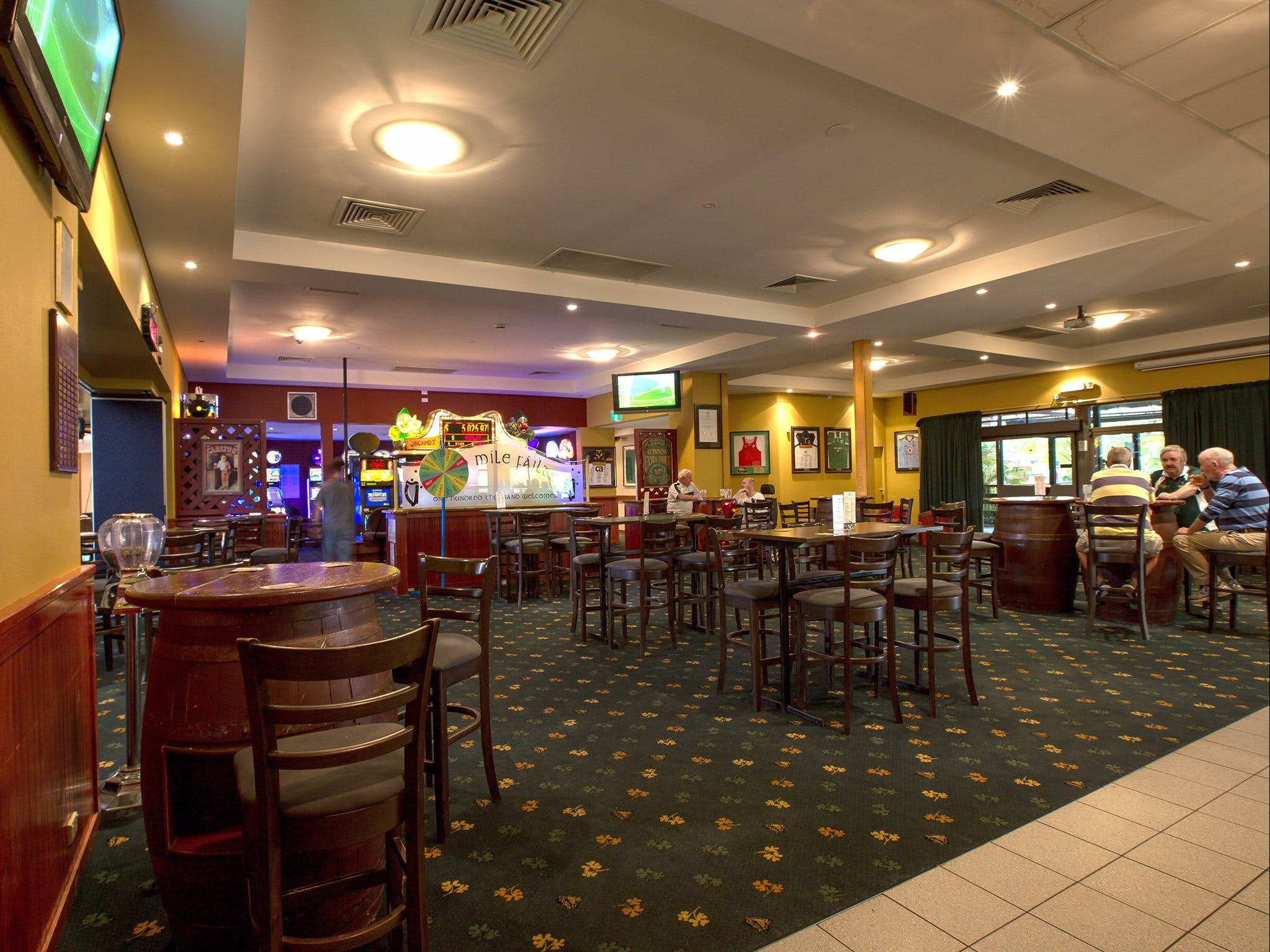 Canberra Irish Club - Accommodation Gold Coast