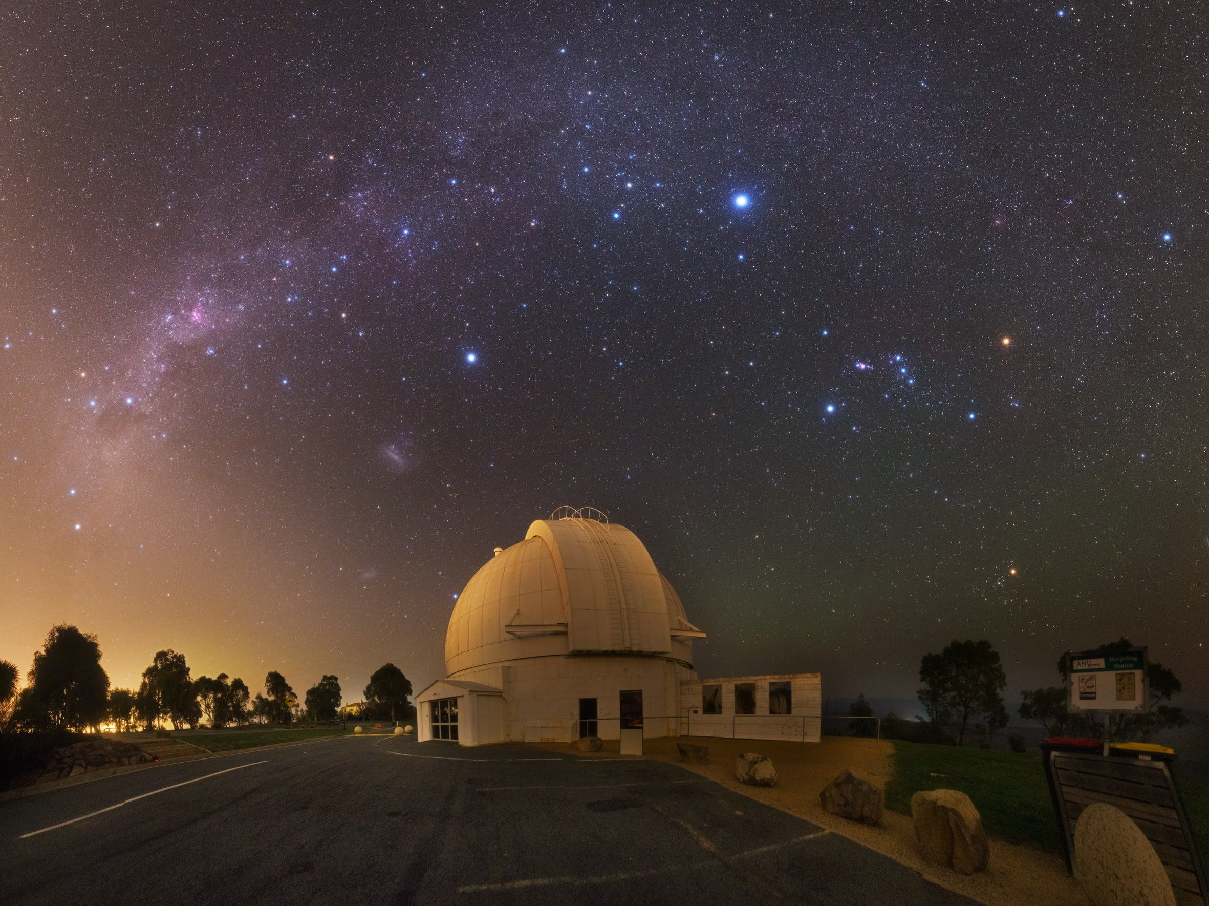 Mount Stromlo Observatory - Accommodation Gold Coast