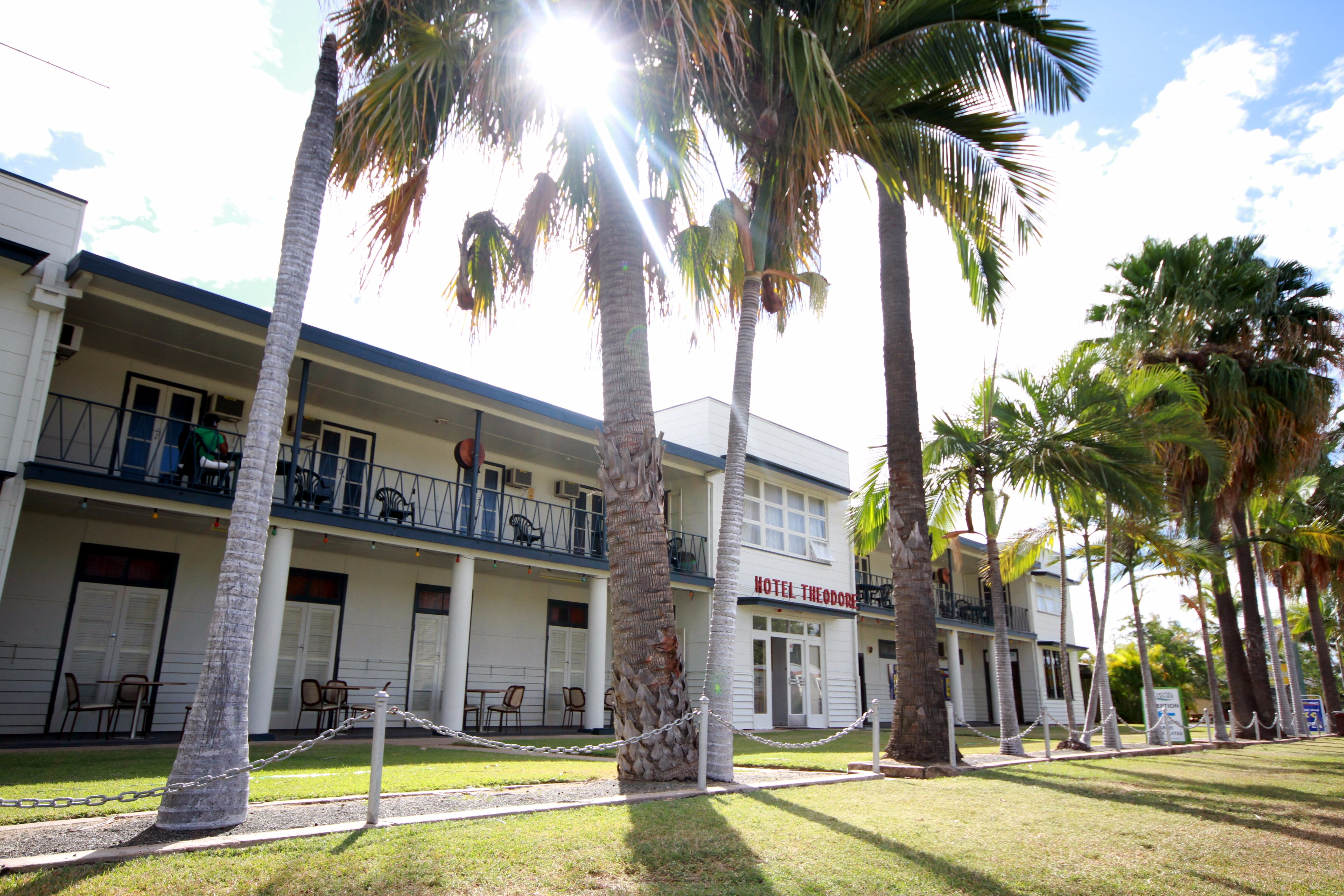 Theodore - Accommodation Gold Coast