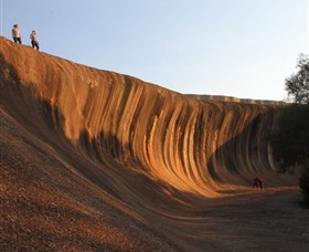Wave Rock - Accommodation Gold Coast